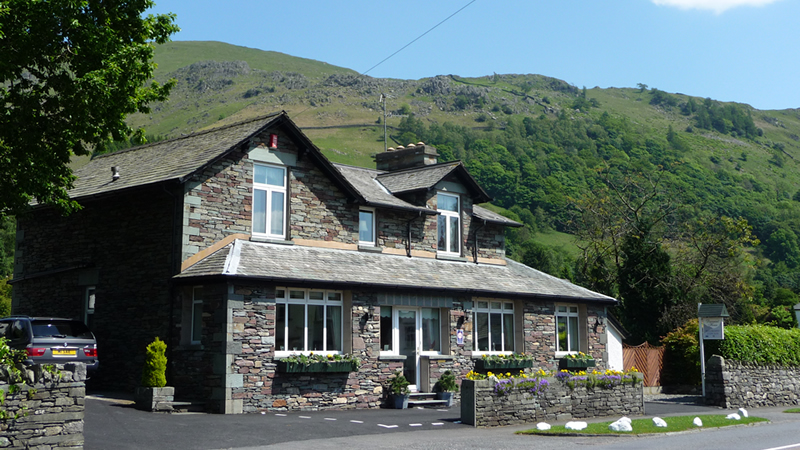 Dunmail House in Grasmere